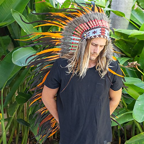 Extra (Halloween Indian Headdress)