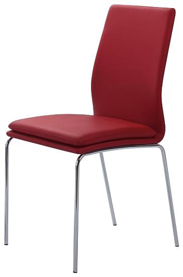 Stühle Modernes Design cavadore stuhl 4er set greg stühle ohne armlehne in modernem