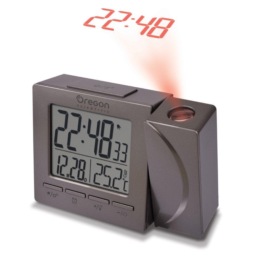 Oregon Scientific RM512P - Reloj controlado por radio con ...