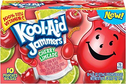 kool aid juice pack - 6