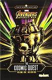 Avengers Infinity War: Cosmic Quest Vol. 1