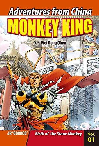 - Monkey King Volume 01: Birth of the Stone Monkey