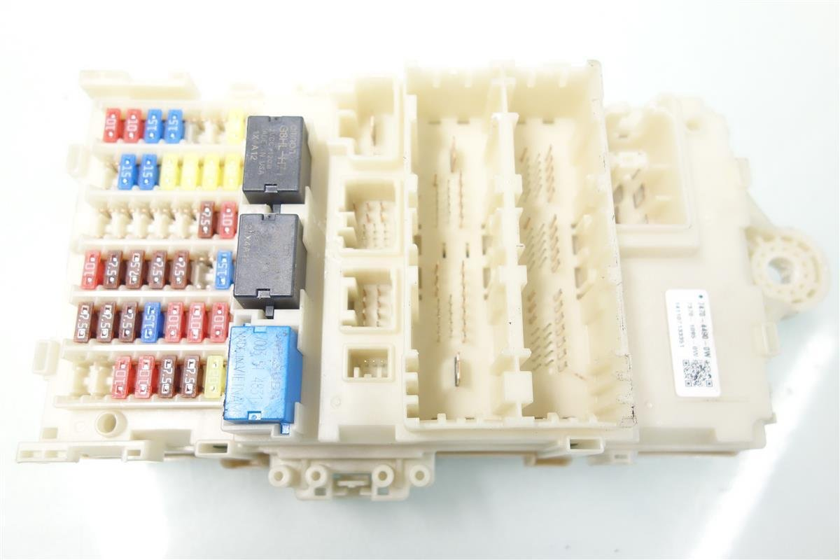 Amazon.com: 2015 Honda Fit Under Dash Dashboard Fuse Relay Box unit  38200-T5A-A21 OEM 15: Automotive