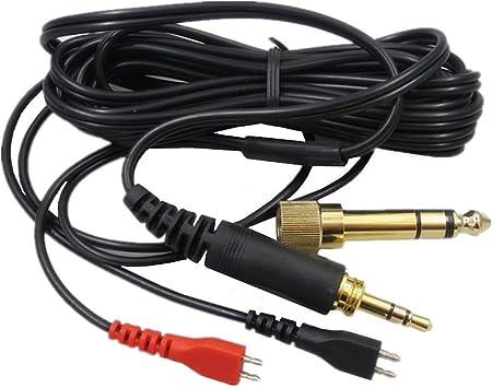 Hensych Ersatz Audio Kabel Draht Für Sennheiser Hd25 Elektronik