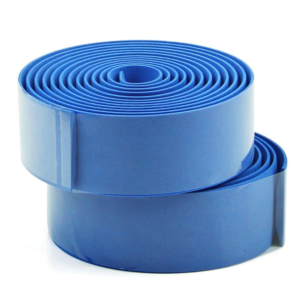 TOOGOO(R) Road Bike Bicycle Cork Handlebar Bar Grip Wrap Tape + 2 Bar Plugs-Navy blue