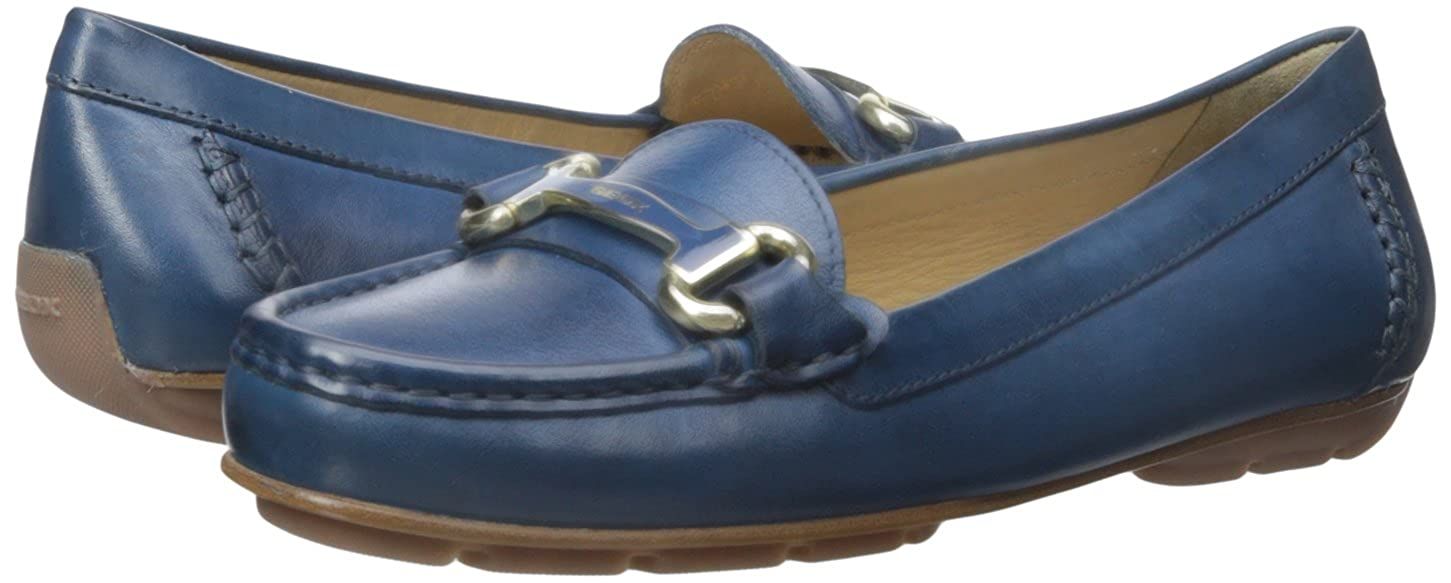 0985d64a2d Amazon.com | Geox Women's D Italy Penny Loafer | Loafers & Slip-Ons