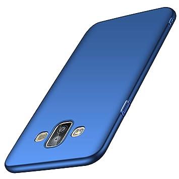 EYYC Samsung Galaxy J7 Duo Funda, Cubierta Delgado Caso de PC Hard ...