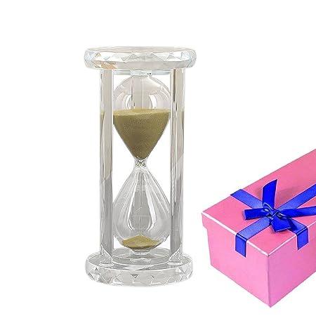 kozyhouse reloj de arena, 30 minutos temporizador de arena ...