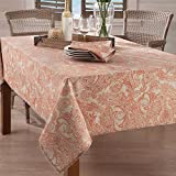 Tommy Bahama East India Paisley Tablecloth - 52'' x 70''