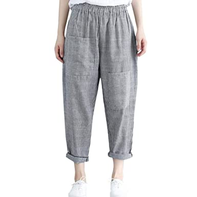 Pantalon Femme Printemps Élégant Mode Capri Pants Bolawoo Automne Ygbf7v6y