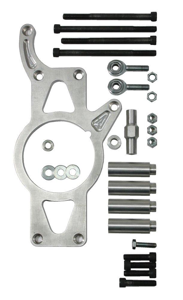 Moroso 63829 Alternator Mounting Bracket for Small Block Chevy