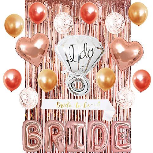 22 Pack. Bachelorette Party Decorations & Bridal Shower.