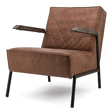 Armlehnsessel Wiebe Leder Relaxsessel Fernsehsessel Lounge Sessel