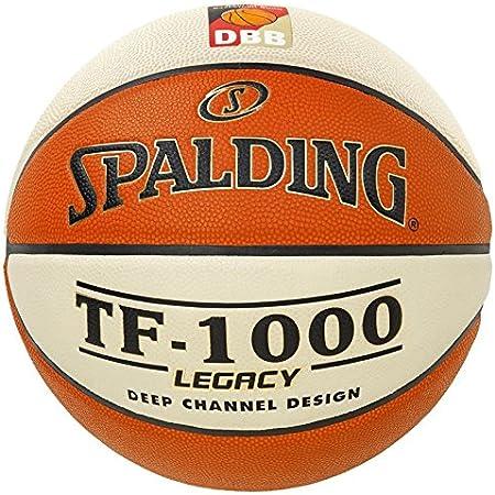 Spalding Dbb Tf1000 Legacy Sz.6 (74-588Z) Balón de Baloncesto ...