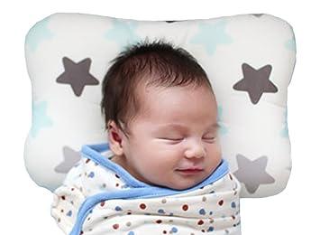 Amazon.com: Bebé almohada para recién nacido 3-Dimensional ...