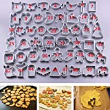 Ainest Baking Stainless Sugar Cake Biscuit Cookie Cutter Decoration Mould Mold Tool DIY #1