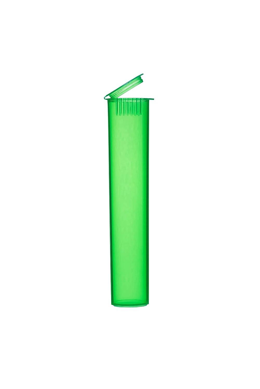Trueアロマ、10パック、60ブラックDram防水気密Smell Proof StashボックスOdorシーリングコンテナ処方箋Vialボトル子耐性Squeezeトップキャップ7.5 Oz 13 Dram グリーン tapt01 B075TPRXBB Blunt Tube|グリーン グリーン Blunt Tube
