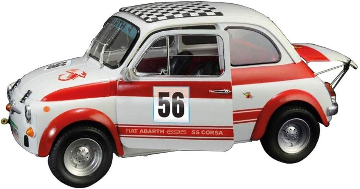 Italeri 4705 échelle 1//12 FIAT Abarth 695SS Assetto Corsa