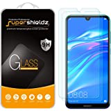 (2 Pack) Supershieldz for Huawei Y7 2019, Huawei Y7 Pro (2019) and Huawei Y7 Prime (2019) Tempered Glass Screen…
