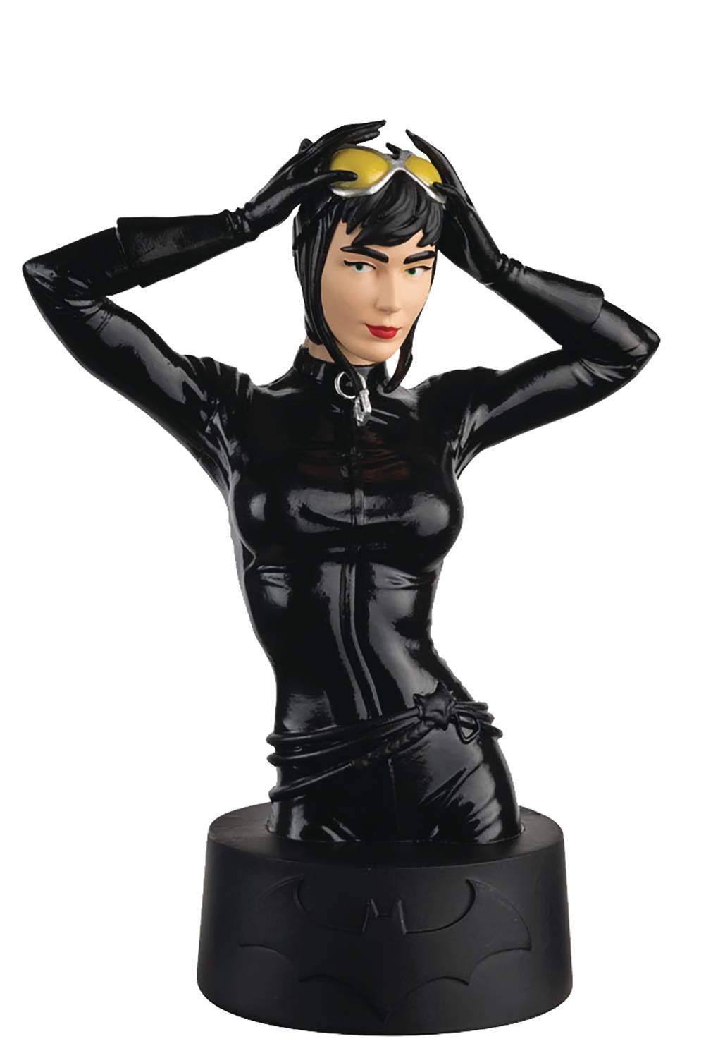 Catwoman Collector/'s Bust Diamond Comic Distributors OCT172395 Catwoman Collectors Bust Eaglemoss DC Batman Universe Collector/'s Busts #5 Eaglemoss DC Batman Universe Collectors Busts #5