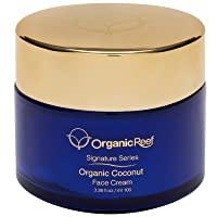 Anti-Aging Face Moisturizer: USDA Organic Virgin Coconut Oil with Lavender & Vitamins: A, D3 and E (100ml, 3 month supply)