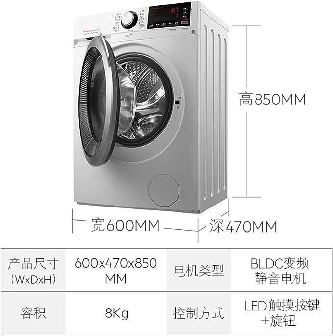 5 el lavado automático tambor de la máquina basado en AEG 8 kg ...