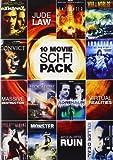 10-Movie Sci-Fi Pack