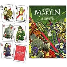 Wild Cards: O Começo + Kit De Cards Dos Personagens