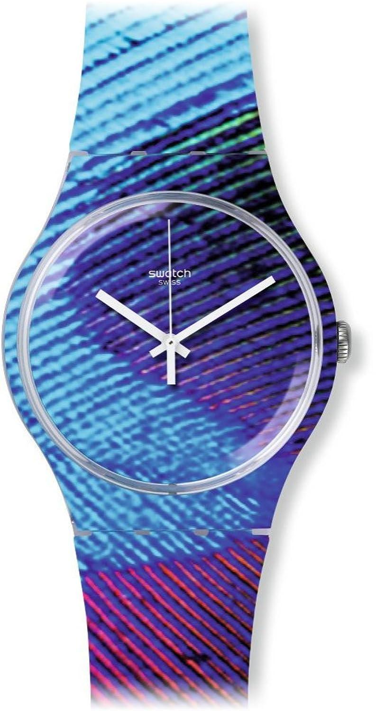 [スウォッチ]SWATCH 腕時計 NEW GENT(ニュージェント) PEACOBELLO SUOK113 メンズ 【正規輸入品】 B013TWL2BG