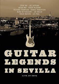 B.B. King & the Guitar Legends - In Sevilla, Spain Alemania DVD ...