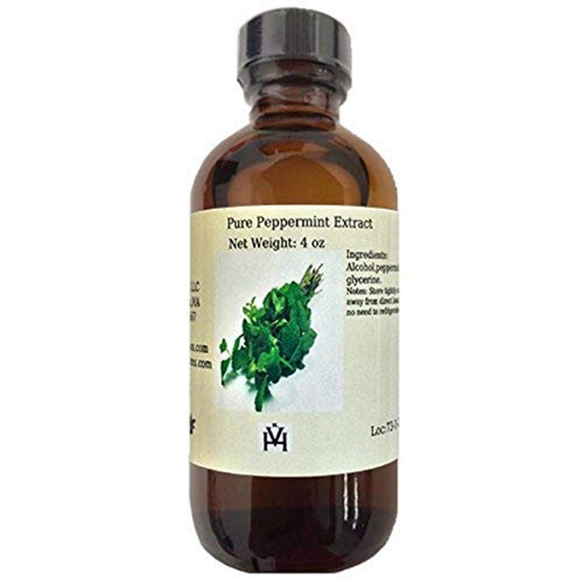 OliveNation Peppermint Extract - 8 ounces - Cool and refreshing - baking-extracts-and-flavorings