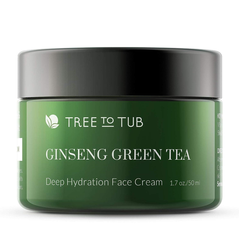 Tree to Tub Deep Hydration Cream