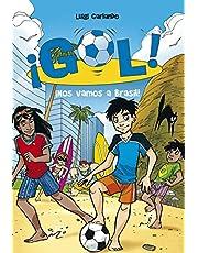 Gol 2: ¡Nos vamos a Brasil! (Serie ¡Gol!)