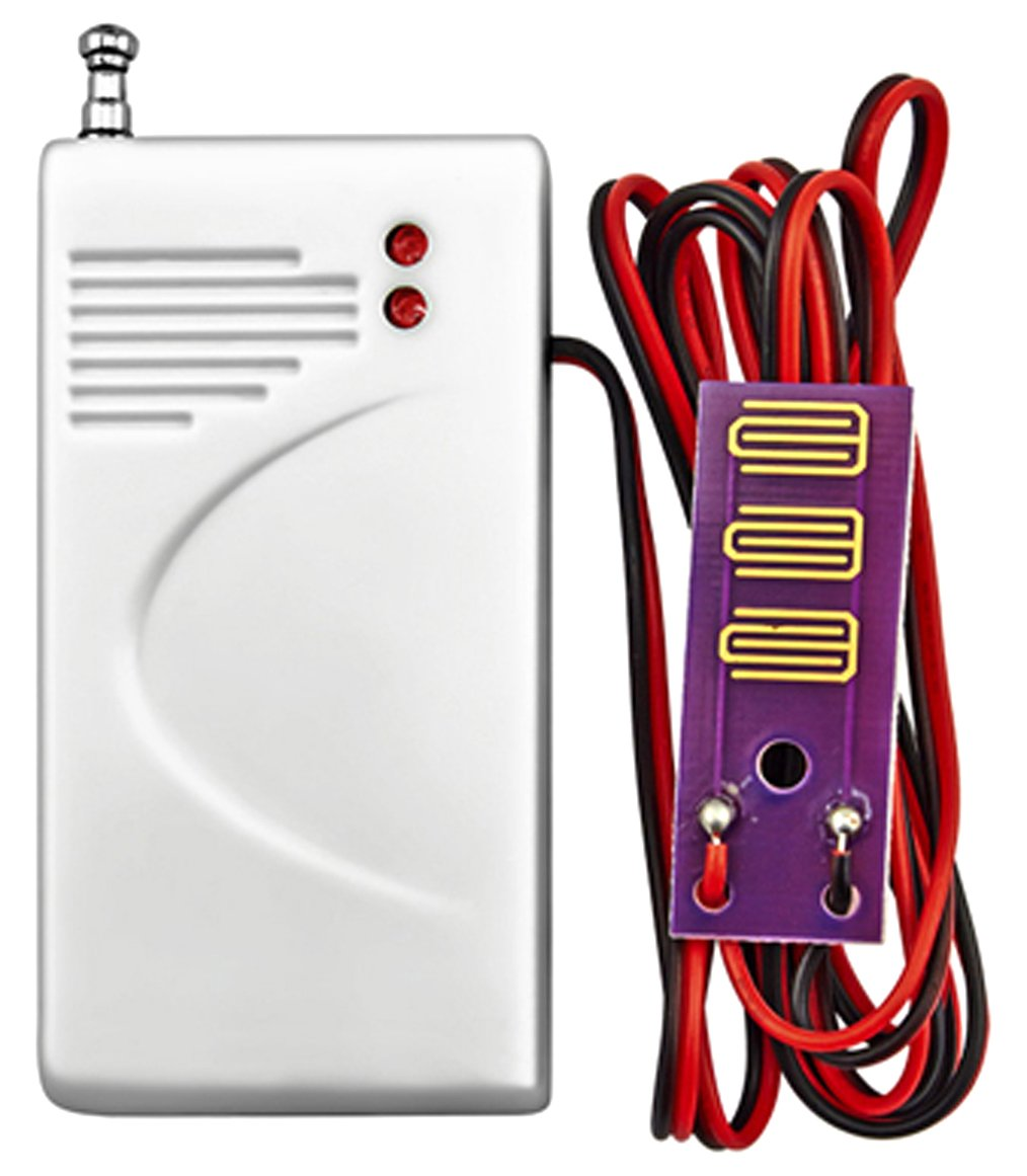 fp-tech fp-sr-01Sensor Anti Wassermelder Wasser Wireless für Alarmanlage Haus Büro WiFi