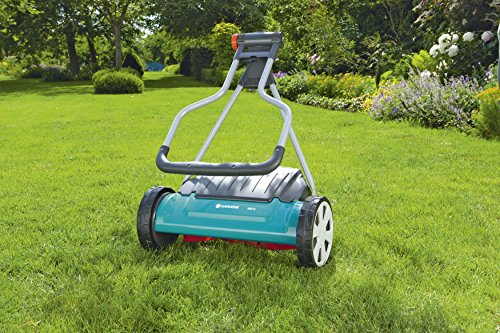 Gardena 4022 Silent Non pick up in contact with Walk Behind Lawn Mowers