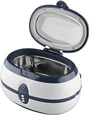 Floureon VGT-600 600ML Display Digitale Pulitore Ad Ultrasuoni Per Gioielli, CD, Orologi, Occhiali e Oggetti In Metallo