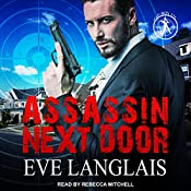 Assassin Next Door: Bad Boy Inc. Series, Book 1 | Eve Langlais