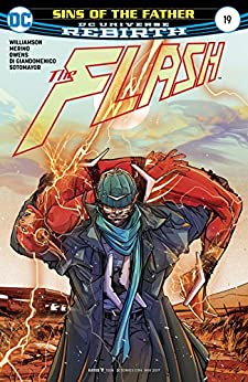 The Flash (2016-) #19 by [Williamson, Joshua]