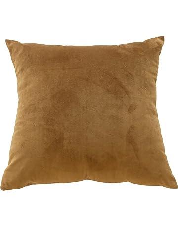 Loolik Fundas De Cojines,Velvet Color Sólido Pillow Sofá Cintura Throw Cushion Cover Home Cushion