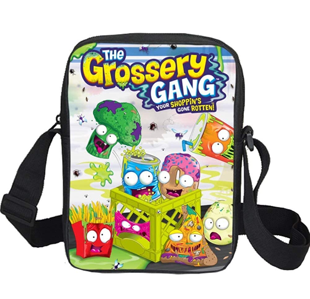 Grossery Gang Small Childrens Shoulder Bag