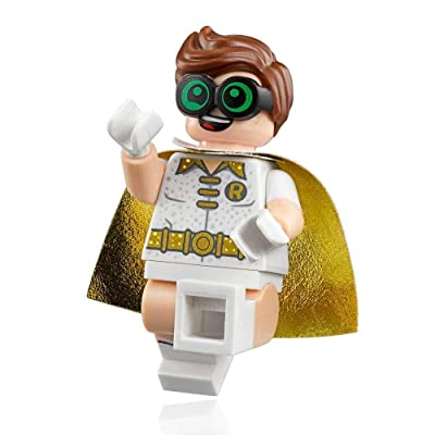LEGO The Batman Movie Minifigure - Disco Robin (70922): Toys & Games