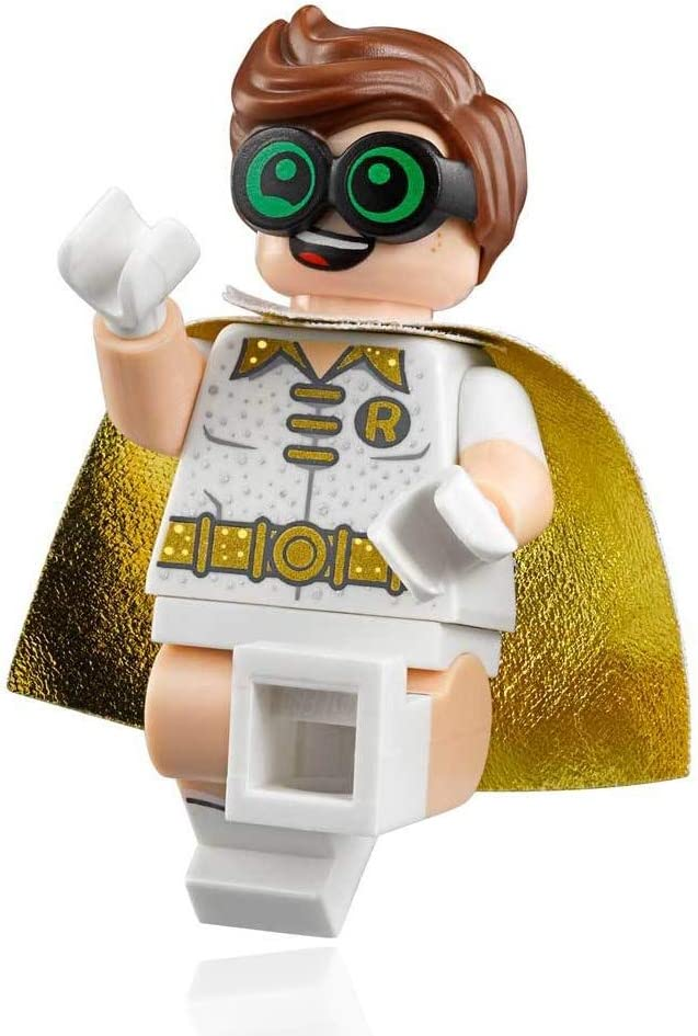 LEGO The Batman Movie Minifigure - Disco Robin (70922)