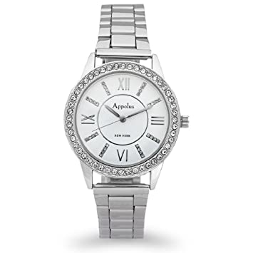 Amazon Com Watch Gift Set Silver Tone Birthday Gifts For Women