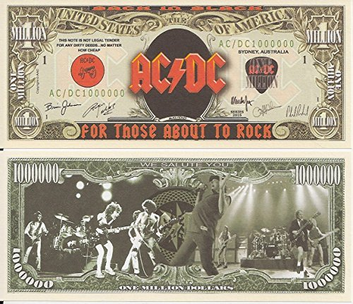 ac dc collectables - 9