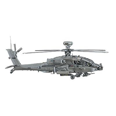 Hasegawa 1/48 AH-64D Apache Longbow: Toys & Games