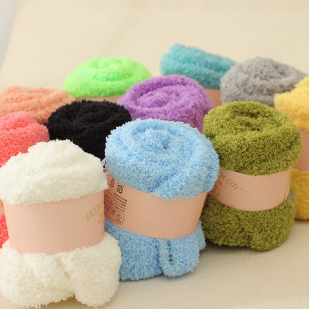 Amazon.com: Quelife 1 par de calcetines para mujer con lazo ...