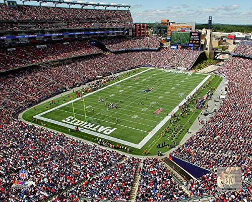 Patriots Gillette Stadium 8