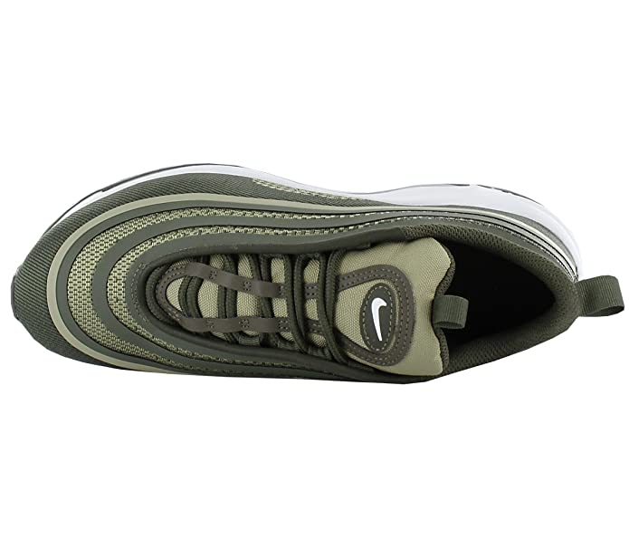 Nike - Air Max 97 UL 17-917998300 - Color  Green-Olive - Size  5.0  Amazon.co.uk   Shoes   Bags 8689a139c