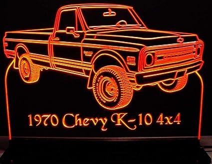 1970 Chevy Pickup >> Amazon Com Valleydesignsnd 1970 Chevy Pickup 4x4 K10