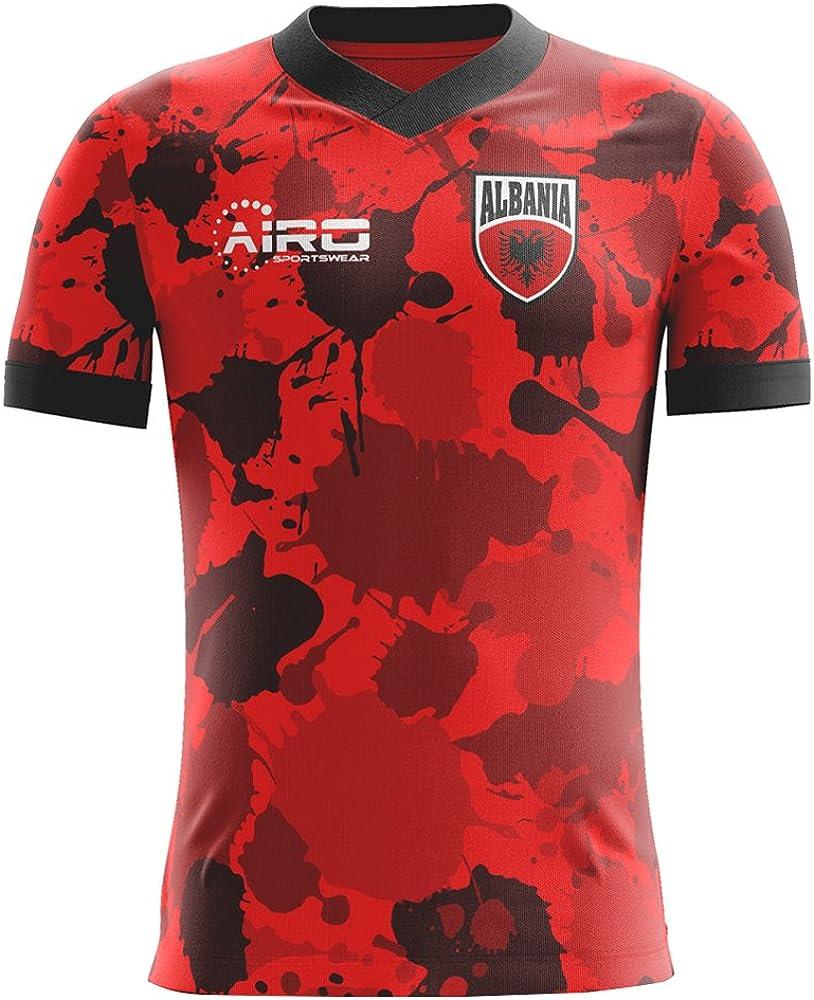 albania soccer jersey